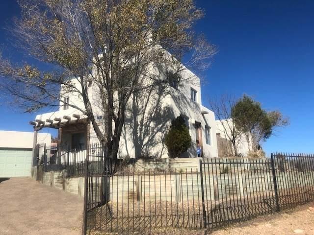 6313 Avenida Chamisa, Santa Fe, NM 87507 (MLS #202000623) :: The Desmond Hamilton Group