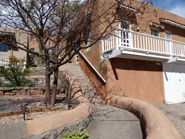 707 E Palace #24, Santa Fe, NM 87501 (MLS #202001278) :: The Very Best of Santa Fe