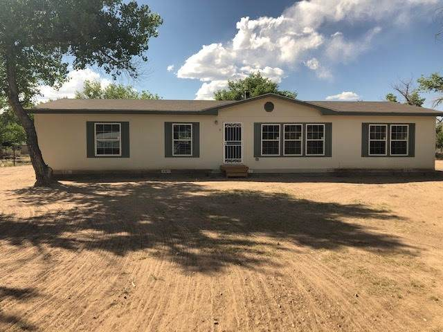 31 Camino Caballos, Hernandez, NM 87537 (MLS #202002031) :: The Very Best of Santa Fe