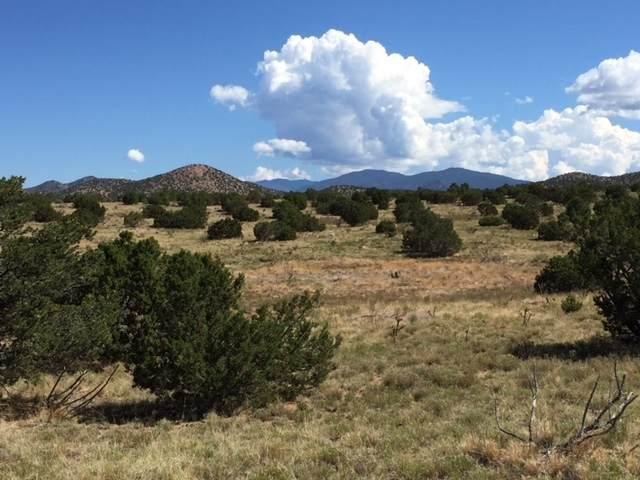 Lot 16 Cielo Colorado, Santa Fe, NM 87508 (MLS #202002987) :: Berkshire Hathaway HomeServices Santa Fe Real Estate