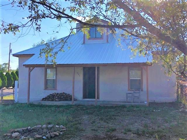 603 Chavez Street, Las Vegas, NM 87701 (MLS #202004088) :: Summit Group Real Estate Professionals