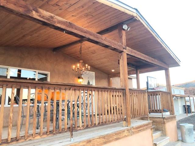 136 C State Road 110, El Rito, NM 87530 (MLS #202004852) :: Stephanie Hamilton Real Estate
