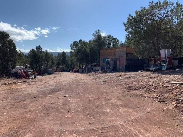 Lot A2 B2 The Pecos Pueblo Grant, Pecos, NM 87552 (MLS #202004945) :: Berkshire Hathaway HomeServices Santa Fe Real Estate