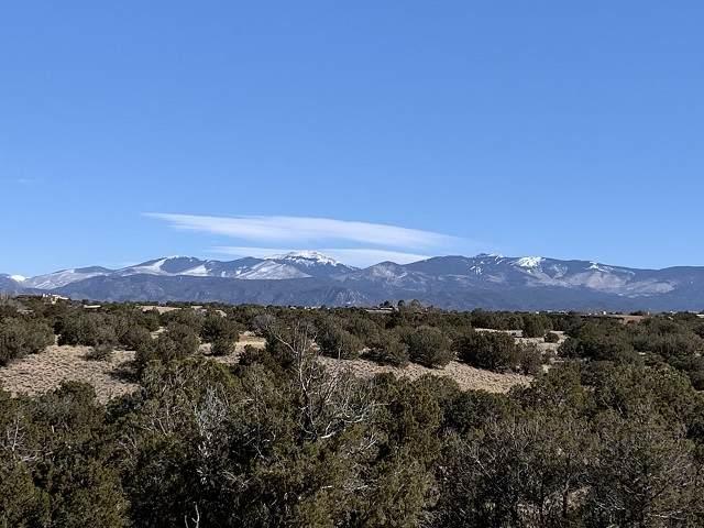 42 Via Del Caballo (Lot 122, Tesoro Enclave), Santa Fe, NM 87506 (MLS #202100466) :: The Very Best of Santa Fe