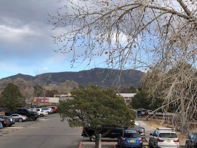 601 W San Mateo 109/10, Santa Fe, NM 87505 (MLS #202100750) :: Neil Lyon Group | Sotheby's International Realty