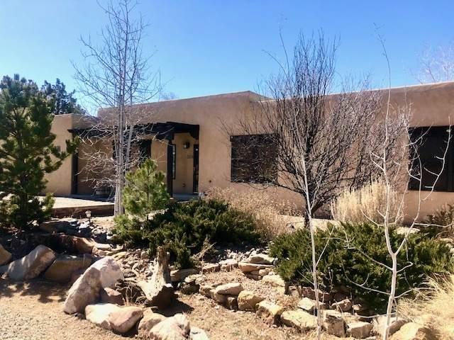 1158 Harrison Road, Santa Fe, NM 87507 (MLS #202100802) :: Neil Lyon Group | Sotheby's International Realty