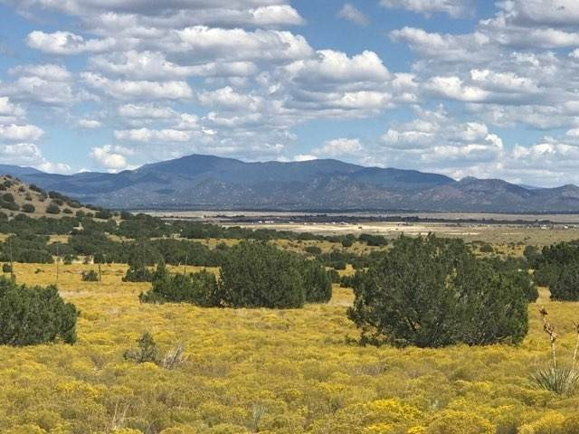 6 Cloud Way, Lot 8, Santa Fe, NM 87508 (MLS #202101106) :: Stephanie Hamilton Real Estate