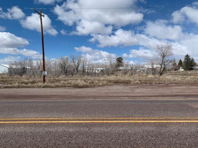 0 South Hwy 84, Chama, NM 87520 (MLS #202101249) :: Summit Group Real Estate Professionals