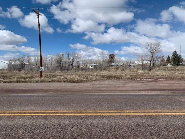 0 South Hwy 84, Chama, NM 87520 (MLS #202101249) :: Stephanie Hamilton Real Estate