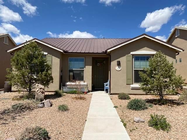 113 Rancho Viejo, Santa Fe, NM 87508 (MLS #202101481) :: The Very Best of Santa Fe
