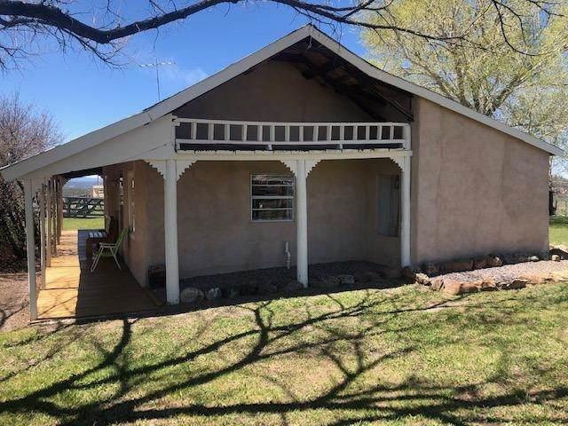 Cr 295, Canjilon, NM 87515 (MLS #202101878) :: Berkshire Hathaway HomeServices Santa Fe Real Estate