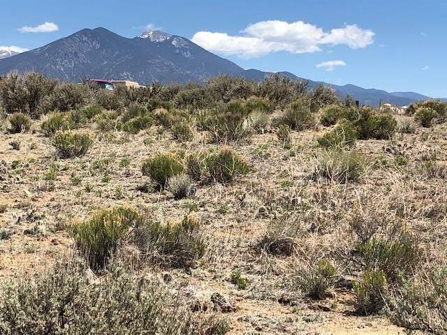 Tract 23 2 Acres, Taos, NM 87571 (MLS #202102352) :: Berkshire Hathaway HomeServices Santa Fe Real Estate