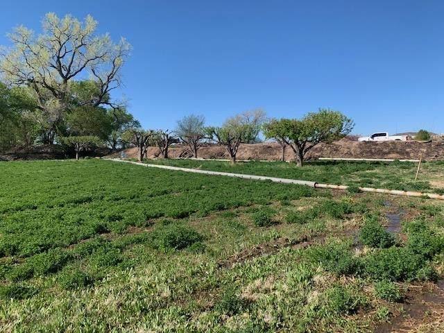 N Prince Road, Espanola, NM 87532 (MLS #202102400) :: Summit Group Real Estate Professionals