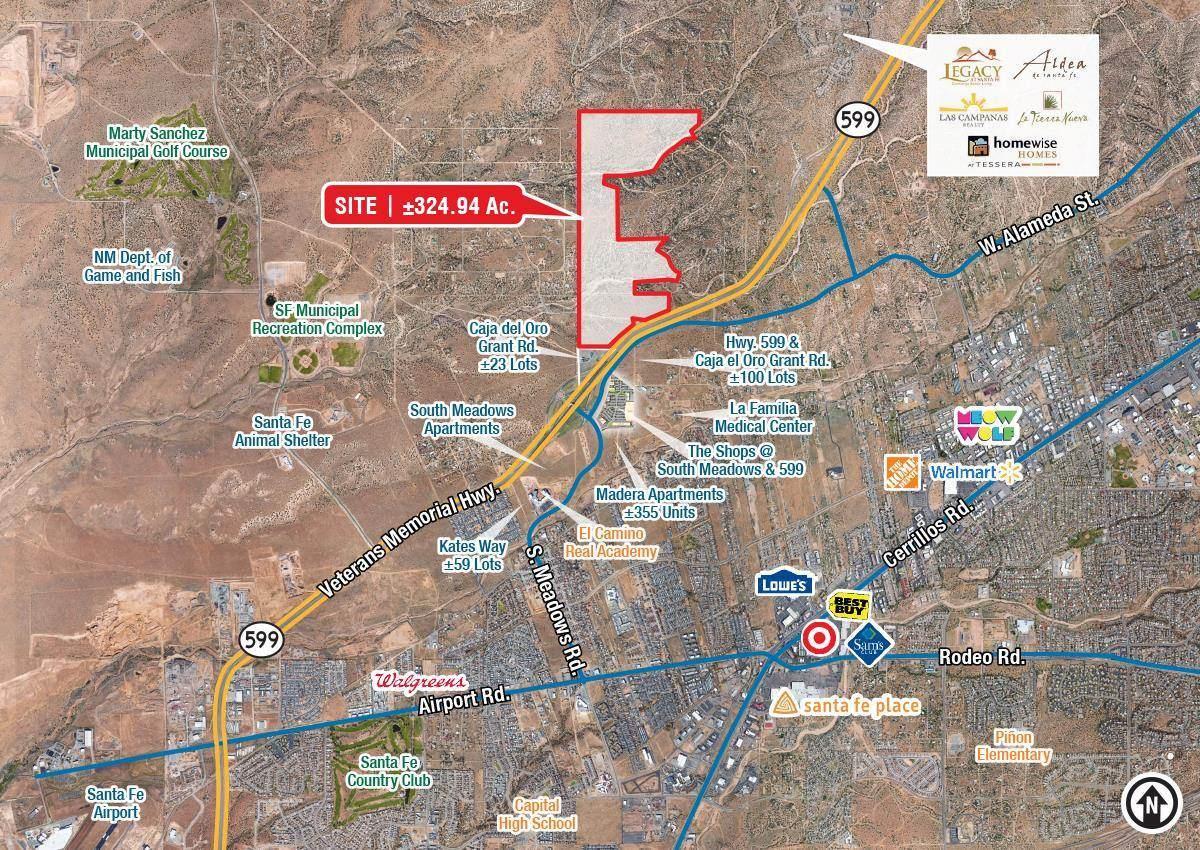 0 Hwy. 599 & Los Suenos Trail - Photo 1