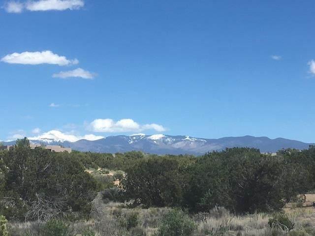 63 Calle Mi Gusto (Park Estates, Lot 56), Santa Fe, NM 87506 (MLS #202103032) :: The Very Best of Santa Fe