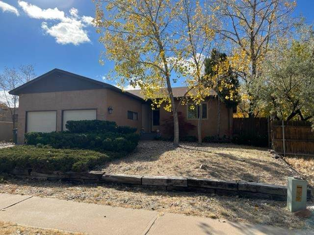 2522 Camino Espuela, Santa Fe, NM 87505 (MLS #202104750) :: Stephanie Hamilton Real Estate