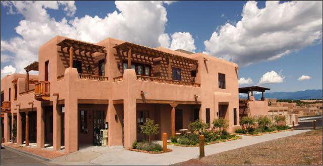 54 Avenida Aldea, Santa Fe, NM 87507 (MLS #201302567) :: The Desmond Group