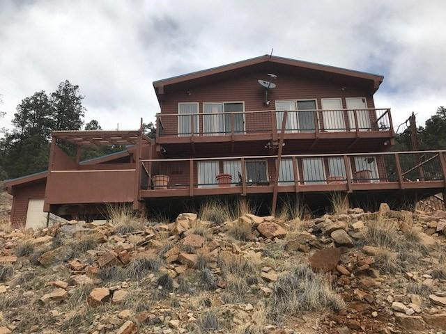 12 Bonita Vista Drive, Rutheron, NM 87551 (MLS #201800278) :: The Very Best of Santa Fe