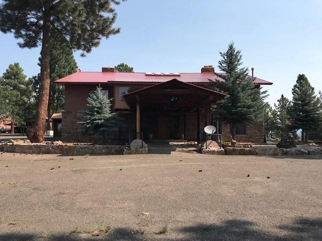 505 Shroyer Dr., Los Ojos, NM 87551 (MLS #201803704) :: The Very Best of Santa Fe