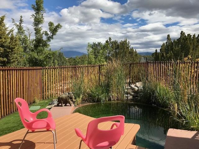 712 Chicoma Vista, Santa Fe, NM 87507 (MLS #201804943) :: The Desmond Group