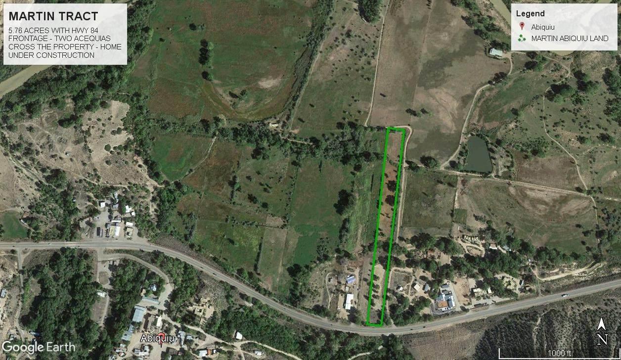 23 Rancho Acequias, Bosque De Abiquiu - Photo 1