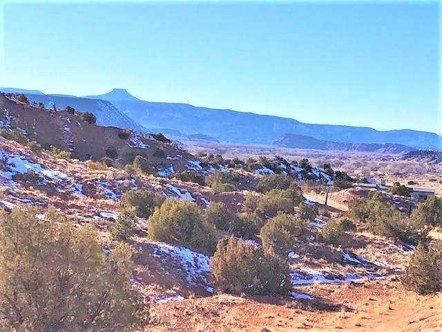 Block 37 Corona Drive Unit 4 Lots 2,3, Abiquiu, NM 87548 (MLS #202005164) :: The Very Best of Santa Fe