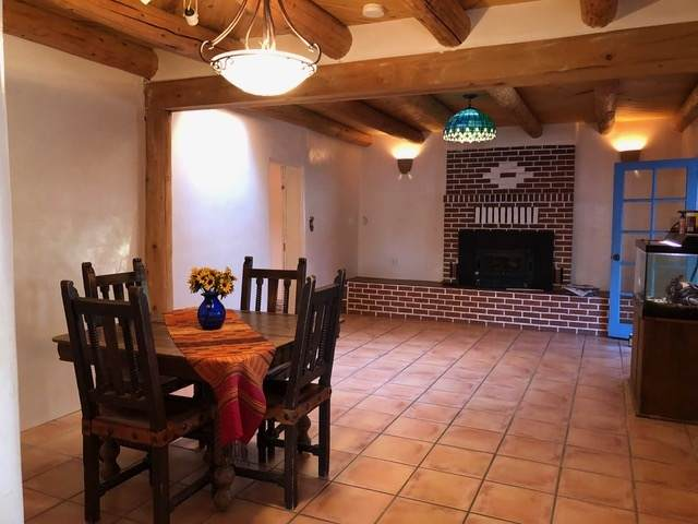 288 Hwy 74, Chamita, NM 87532 (MLS #202001746) :: The Very Best of Santa Fe