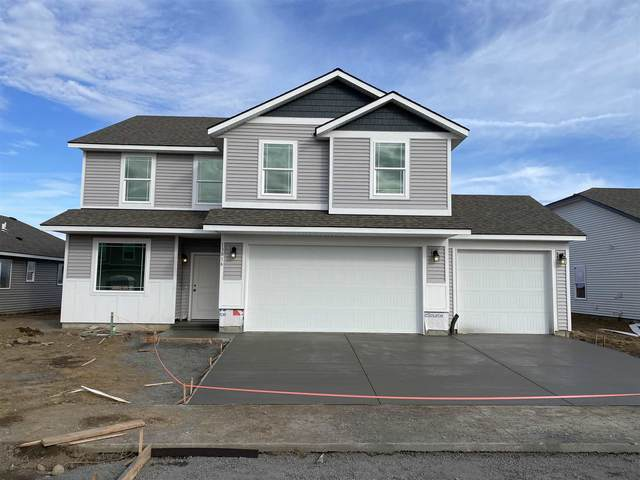 13016 W Pacific Ave, Airway Heights, WA 99001 (#202117855) :: Top Agent Team