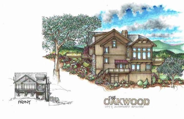 4810 S Rowan Terrace Ln The Oakwood, Spokane Valley, WA 99206 (#201624911) :: The Synergy Group