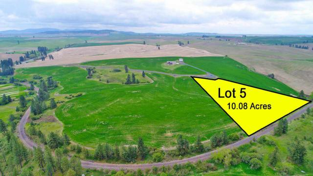 18819 E Langan Ln Lot #5, Rockford, WA 99030 (#201716523) :: 4 Degrees - Masters