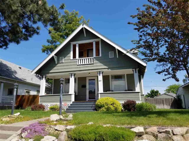 824 W Kiernan Ave, Spokane, WA 99205 (#201720052) :: The Synergy Group