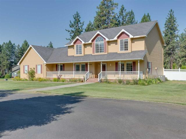 16705 N Lilac Ct, Nine Mile Falls, WA 99026 (#201721275) :: 4 Degrees - Masters