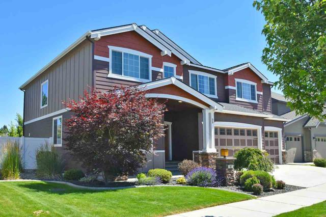1917 S Clover Dr, Spokane Valley, WA 99016 (#201721285) :: The Hardie Group