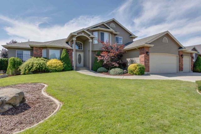 7709 N Rock Ridge Dr, Spokane, WA 99208 (#201721467) :: The Spokane Home Guy Group