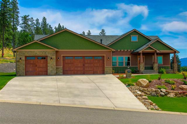 21035 E Happy Trails Ln, Otis Orchards, WA 99027 (#201722094) :: Prime Real Estate Group