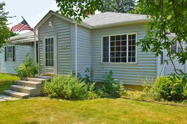 145 S Maple St, Reardan, WA 99029 (#201722263) :: The Spokane Home Guy Group