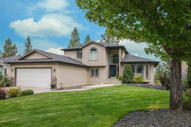 412 W Auburn Crest Ct, Spokane, WA 99224 (#201724072) :: The Synergy Group