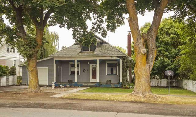 810 Marshall St, Davenport, WA 99122 (#201724903) :: 4 Degrees - Masters