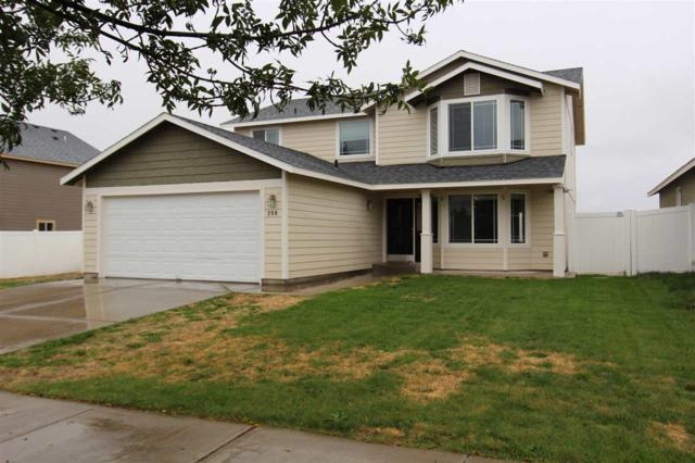 309 S Molly Mitchell Dr, Airway Heights, WA 99001 (#201724934) :: The Hardie Group