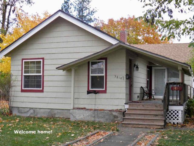 3814 W Longfellow Ave, Spokane, WA 99205 (#201726565) :: The Synergy Group
