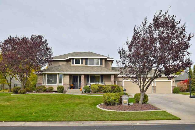 2308 S Dusk Ln, Spokane Valley, WA 99016 (#201727312) :: The Hardie Group