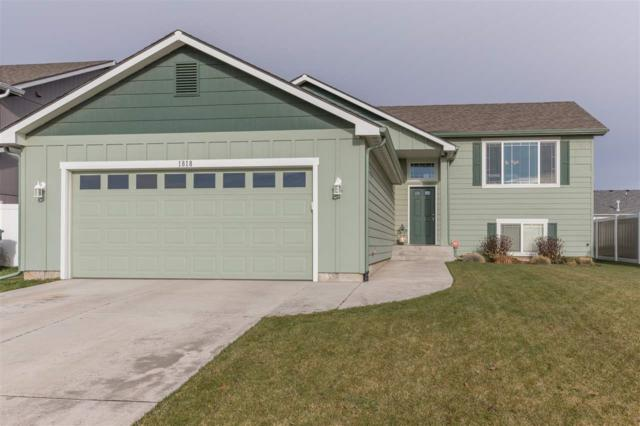1818 W Maxine Ave, Spokane, WA 99208 (#201727371) :: The Spokane Home Guy Group