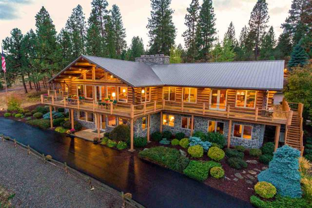 3725 S Linke Rd, Greenacres, WA 99016 (#201810779) :: Top Agent Team