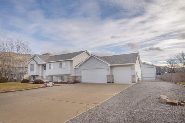 20410 E Cloverdale Ct, Greenacres, WA 99016 (#201811638) :: Prime Real Estate Group