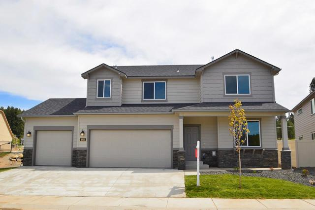 3031 Harvest Bluff Dr, Cheney, WA 99004 (#201811782) :: The Hardie Group
