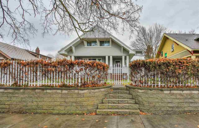 208 W Euclid Ave, Spokane, WA 99205 (#201812291) :: 4 Degrees - Masters