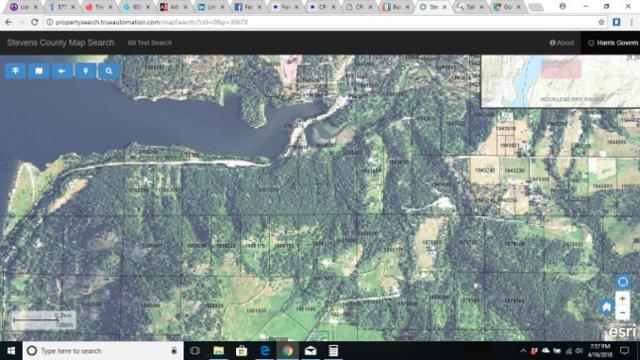 NNA LOT 3 N Mingo Mountain Rd, Kettle Falls, WA 99141 (#201815171) :: Prime Real Estate Group