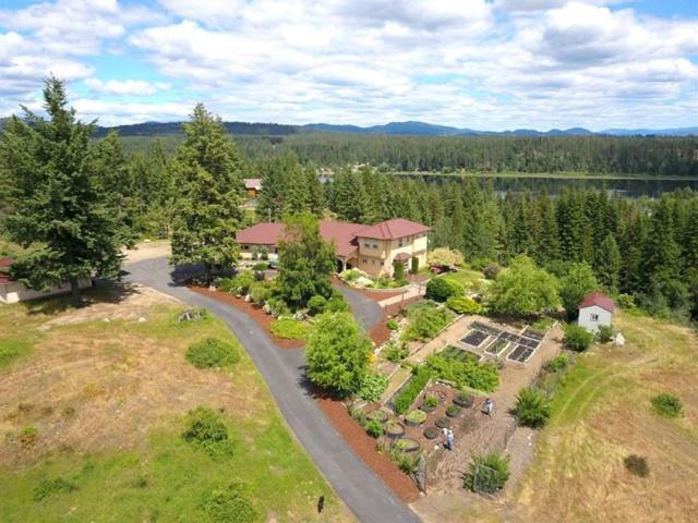 1515 E Eloika Rd 20 Acres, Deer Park, WA 99006 (#201815308) :: The Hardie Group