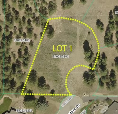 5306 S Glendora Dr Lot 1, Spokane, WA 99223 (#201815486) :: The Hardie Group
