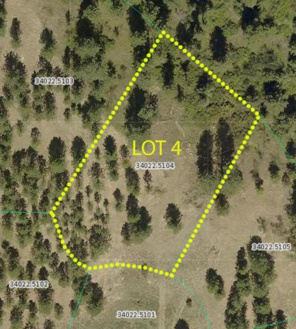 5301 S Glendora Dr Lot 4, Spokane, WA 99223 (#201815489) :: The Hardie Group